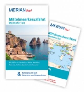 Merian live! Mittelmeerkreuzfahrt, Westlicher Teil