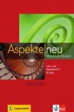 Lehr- und Arbeitsbuch B1 plus, m. Audio-CD. Tl.1