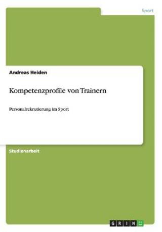 Kompetenzprofile von Trainern