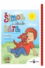 Šimon a štěňátko Bára
