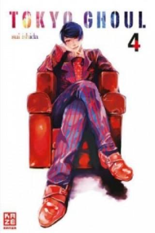 Tokyo Ghoul. Bd.4
