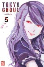 Tokyo Ghoul. Bd.5