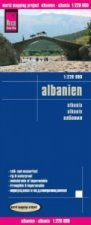 World Mapping Project Albanien. Albania. Albanie