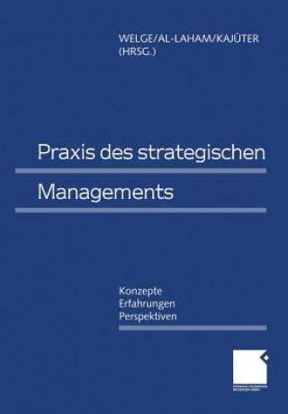 Praxis Des Strategischen Managements