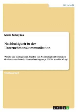 Nachhaltigkeit in der Unternehmenskommunikation