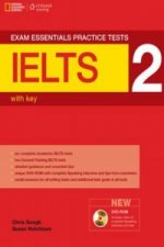 Exam Essentials Practice Tests: IELTS 2 with Key and Multi-ROM