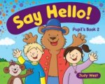 Say Hello Pupil´s Book 2