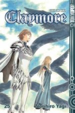 Claymore. Bd.25