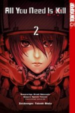 All You Need Is Kill (Manga). Bd.2