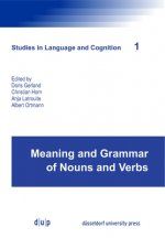 Meaning and Grammar of Nouns and Verbs