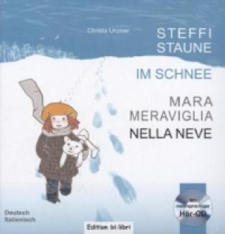 Steffi Staune im Schnee