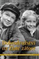 Dobrodružství na Zlaté zátoce - DVD box