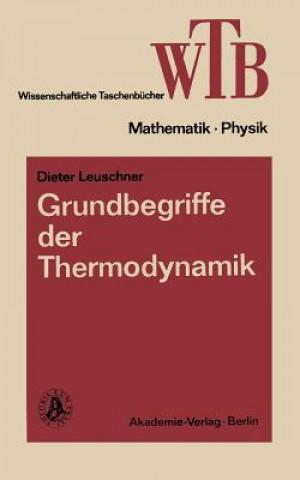 Grundbegriffe Der Thermodynamik