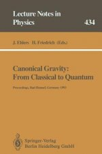 Canonical Gravity: From Classical to Quantum, 1