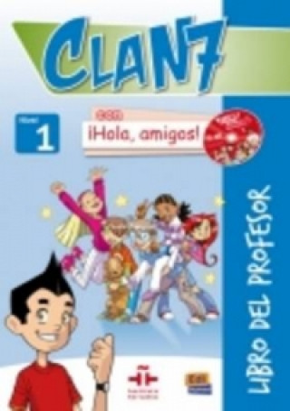 Clan 7 con Hola Amigos!