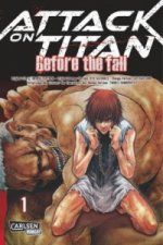 Attack on Titan - Before the Fall. Bd.1