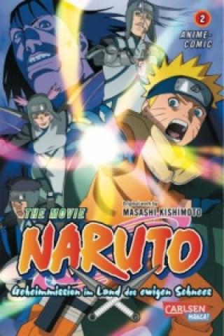 Naruto - The Movie: Geheimmission im Land des ewigen Schnees. Bd.2