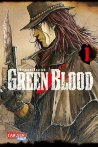 Green Blood. Bd.1