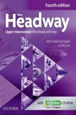 New Headway: Upper-intermediate Fourth Edition: Workbook + I