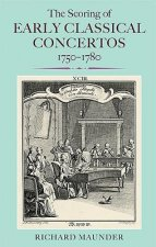 Scoring of Early Classical Concertos, 1750-1780