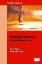 Managing External Legal Resources