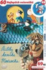 Příběhy kocoura Modroočka - DVD