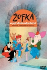 Žofka a její dobrodružství 1. - DVD