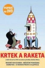 Krtek a raketa - DVD