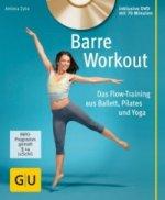 Barre Workout, m. DVD