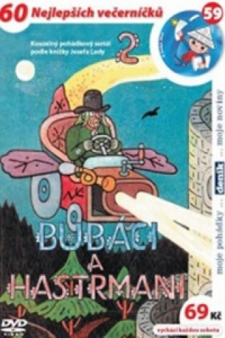 Bubáci a hastrmani 2. - DVD