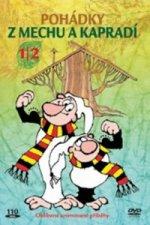 Pohádky z mechu a kapradí 1/2 - DVD