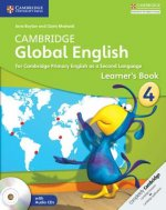 Cambridge Global English Stage 4 Learner's Book with Audio C