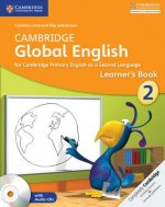Cambridge Global English Stage 2 Stage 2 Learner's Book with Audio CD