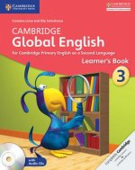 Cambridge Global English Stage 3 Learner's Book with Audio C
