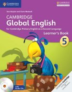 Cambridge Global English Stage 5 Learner's Book with Audio C