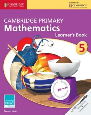 Cambridge Primary Mathematics Stage 5 Learner's Book 5