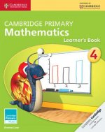 Cambridge Primary Mathematics Stage 4 Learner's Book