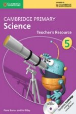 Cambridge Primary Science Stage 5 Teacher's Resource Book wi