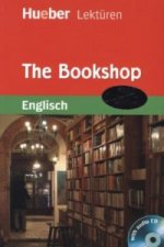 The Bookshop, m. Audio-CD