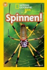 National Geographic Kids - Spinnen