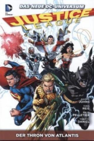 Justice League - Der Thron von Altantis