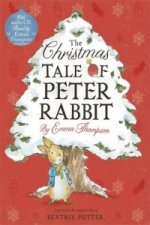Christmas Tale of Peter Rabbit Book and CD