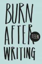 Burn After Writing - Teen