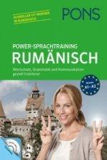 PONS Power-Sprachtraining Rumänisch, m. Audio-CD
