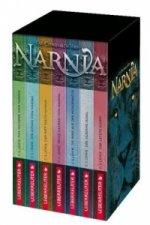 Die Chroniken von Narnia, Gesamtausgabe, 7 Bde.