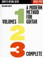 Modern Method for Guitar- Complete