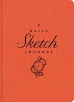 Daily Sketch Journal (Red)