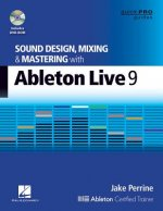 Perrine Jake Sound Design Mixing & Mastering Wth Ableton Liv