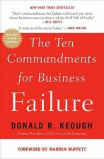 Ten Commandments for Business Failure
