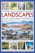 Masterclass in Drawing & Painting Landscapes